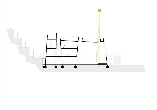 Light diagram. Credit: Menis Arquitectos