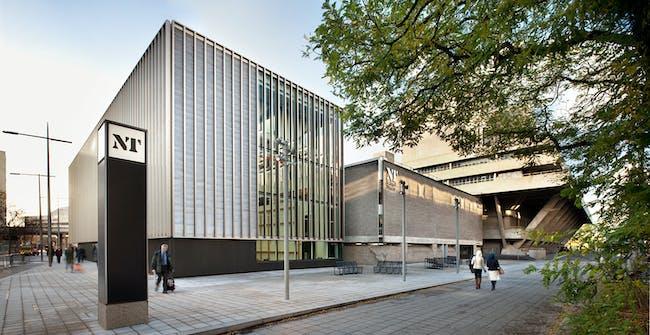 National Theatre (NT Future) by Haworth Tompkins. Photo © Philip Vile.