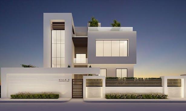 Elegant Modern Exterior Design Ideas | IONS DESIGN | Archinect
