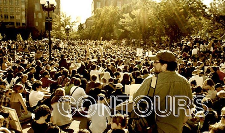 The General Assembly, Washington Square Park, October 8 (Photo: David Shankbone, via Wikipedia)