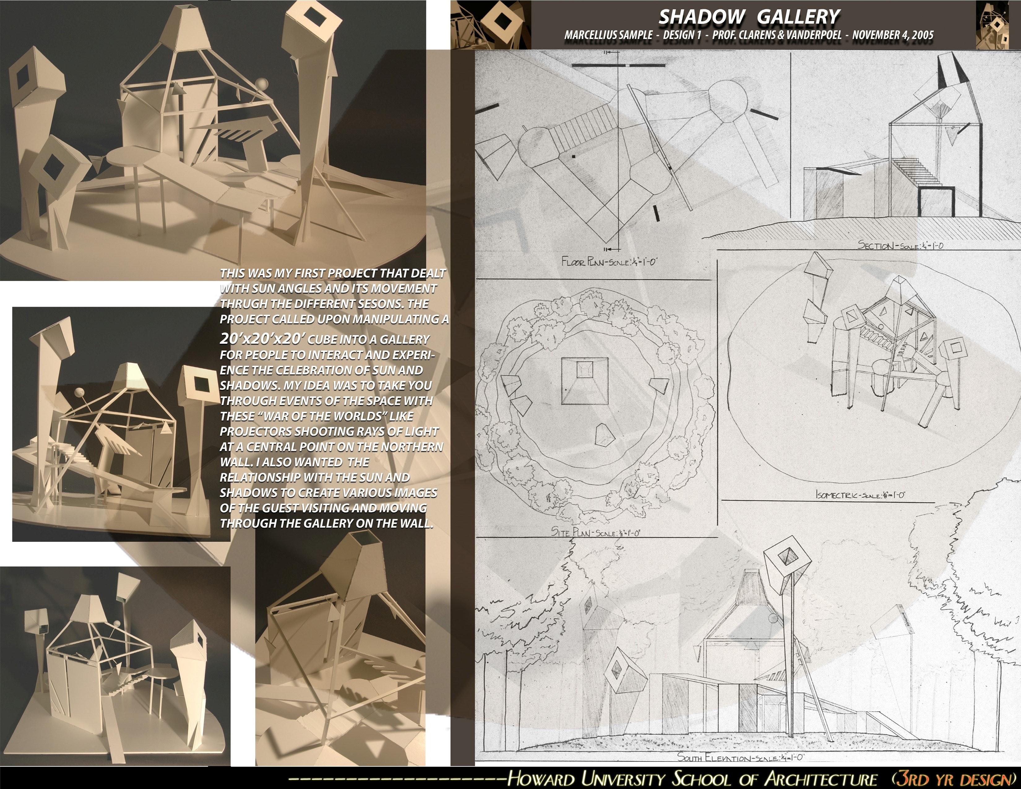 howard university school of architecture  u0026 design samples