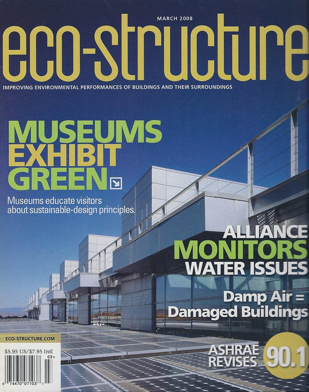 Eco-Structure - March 2008