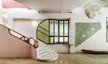 A new documentary series explores Flores & Prats' renovation of a Barcelona theatre