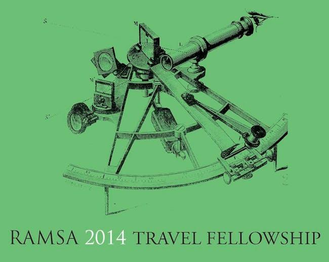 RAMSA Travel Fellowship 2014