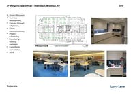 Full floor office spaces for financial company