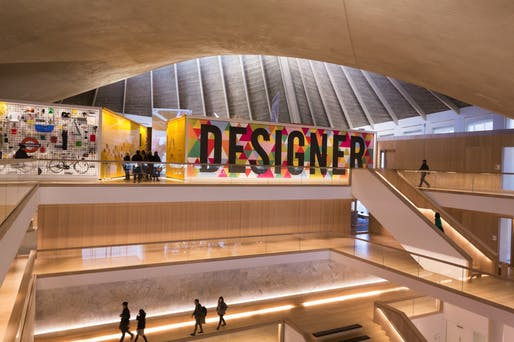 The Design Museum, London UK, by ARUP. Photo: ARUP.