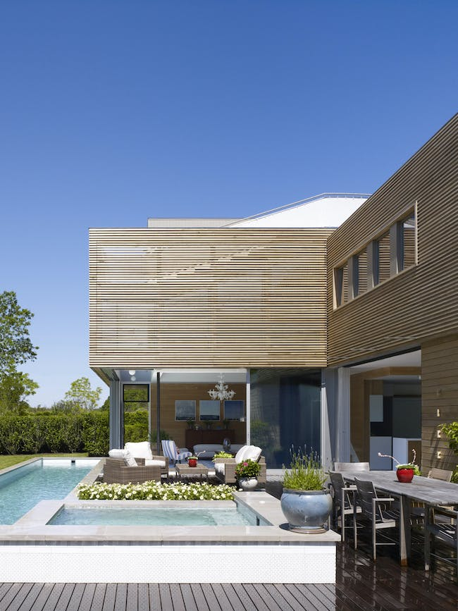 Hamptons Residence in Quogue, NY by Austin Patterson Disston Architects