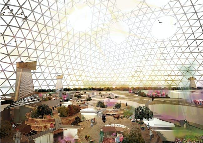 Sustainable Design, First place: Urban Renewal   Riccardo Torresi, University of Ferrara, Italy