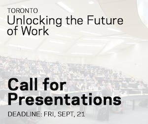 Toronto Design Offsite Festival Symposium Call for Speakers