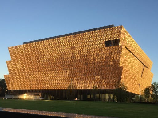 National Museum of African American History. Image: Rex Hammock/Flickr.