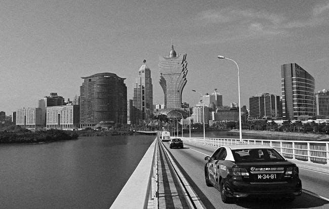 Macau in 2015. Image via the Guardian.
