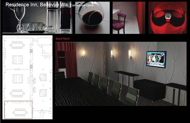 Final Conceptual Rendering Board Room