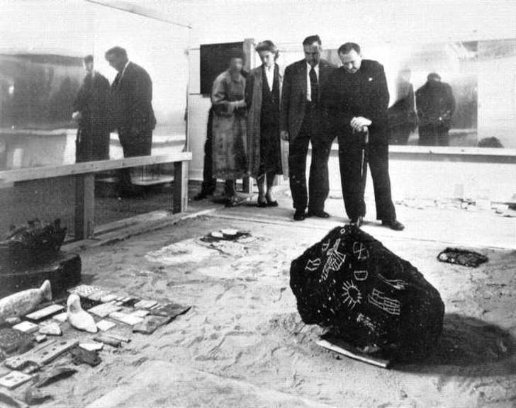 Figure 13 - Patio and Pavilion Exhibition in 1956