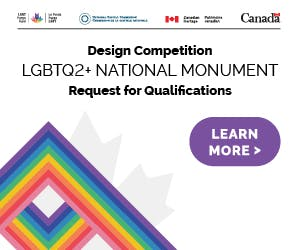 Call to Design Teams - LGBTQ2+ National Monument