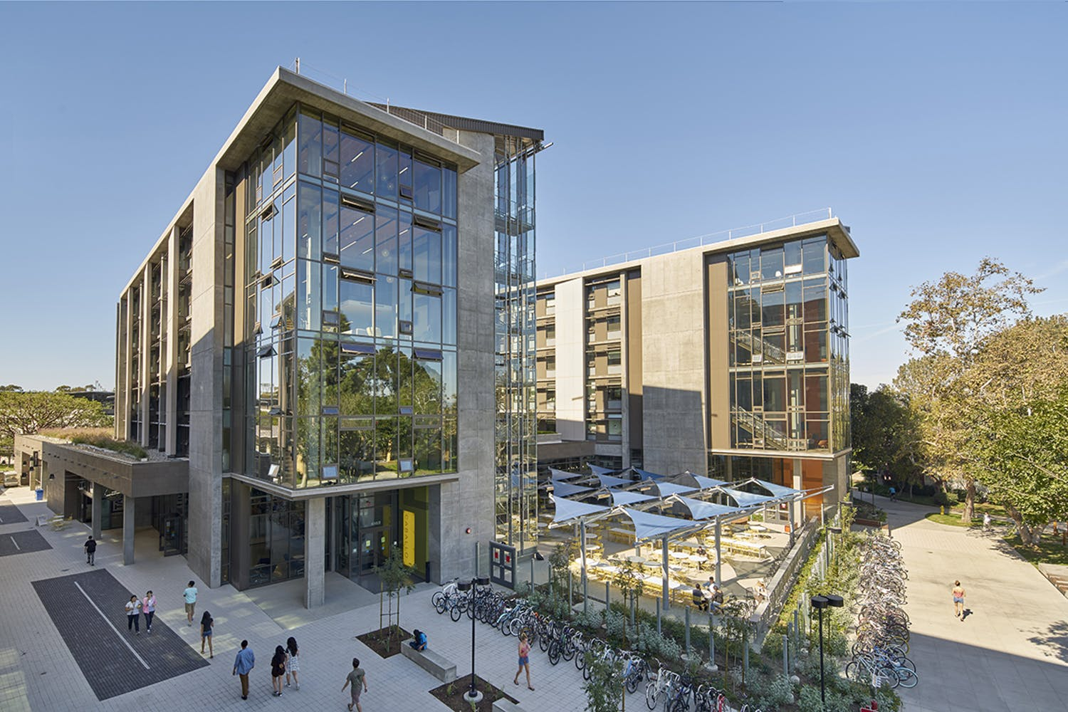 Image result for uci mesa court towers