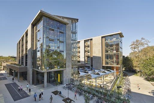 AIA|LA COTE - HONOR: UC Irvine, Mesa Court Towers (Irvine, CA) by Mithun. Photo: Bruce Damonte.