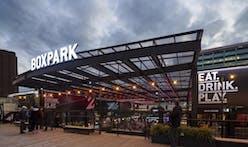 Boxpark opens in Croydon