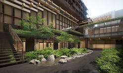 Ace Hotel will open its first Japanese location with a Kengo Kuma design