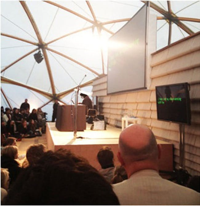 Alison Crawshaw: Alison Crawshaw Architecture, London. Wheelwright proposal: The Poison and the Cure: Rubbish in the Information Age. Image courtesy Wheelwright Prize