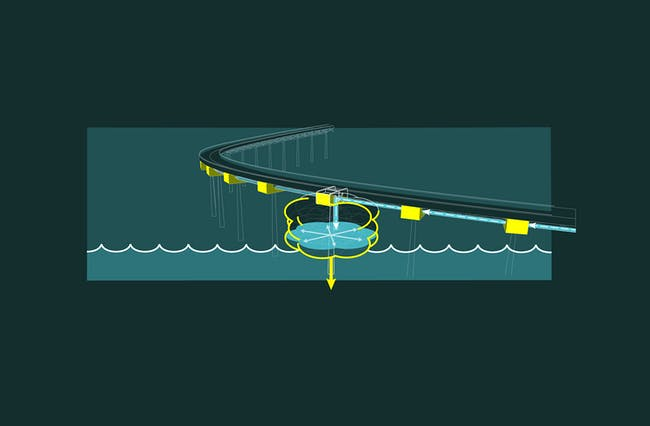 Bridge Diagram - Filling. Image: OCEAN+CITY