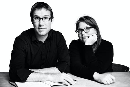 Matt Wittman (left) and Jody Estes (right). Founders of Wittman Estes Architecture + Landscape