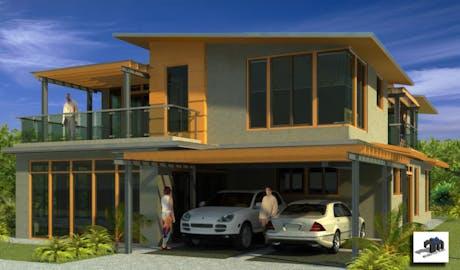'Zen my house' II..Project