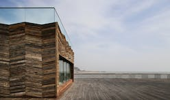 dRMM's Stirling Prize-winning, revamped Hastings Pier is already for sale