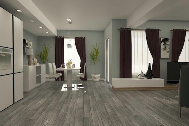 Design interior - Casa moderna amenajata in Galati