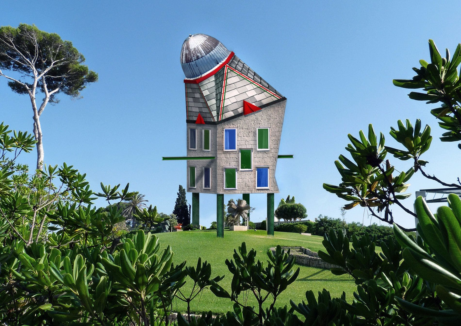 dream houses drawn by kids and rendered by professionals news