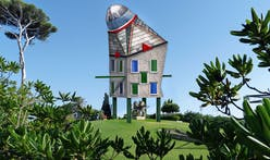 Dream houses drawn by kids and rendered by professionals