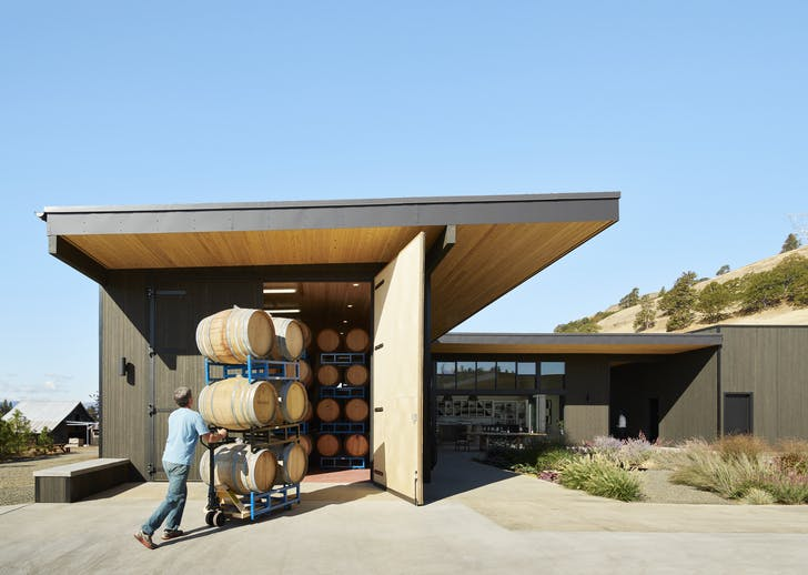 COR Cellars. Image courtesy of goCstudio.