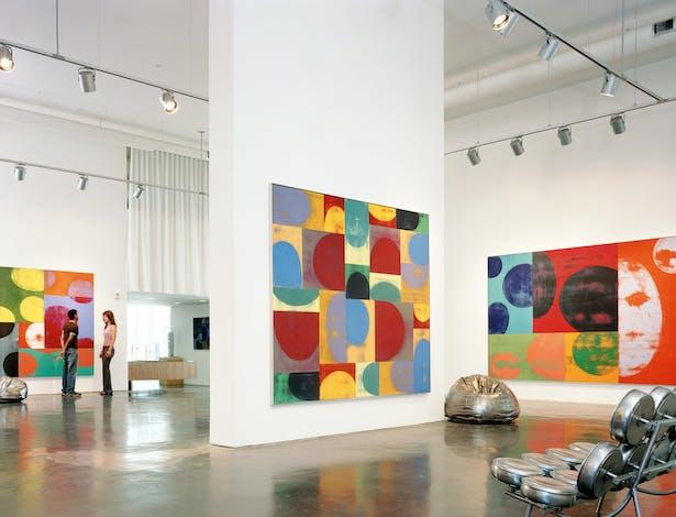 Interior Art Gallery of MODAA