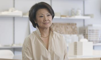 """Be persistent and then be resilient"": Toshiko Mori looks back on her path to architecture"