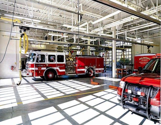 Belmont Fire Headquarteres Amp Substation Donham Amp Sweeney