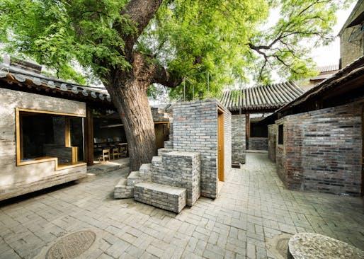 Zhang Ke: Beijing Micro Yuan'er 2014 © ZAO/standardarchitecture