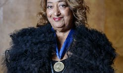 Zaha Hadid joins the ranks of RIBA Gold Medalists