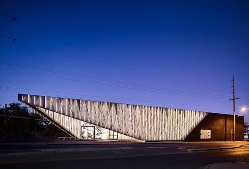 Jeff Harnar Award for Contemporary Architecture winner: SITE Santa Fe by SHoP Architects. Photo © Jeff Goldberg/Esto.