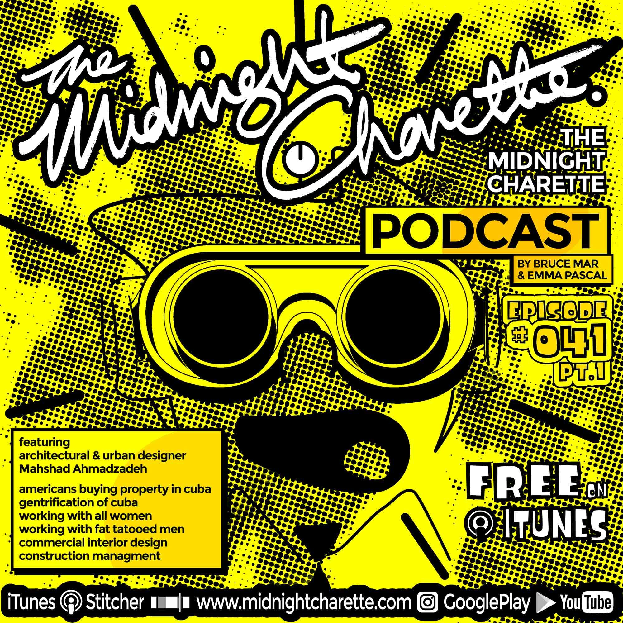 Podcast Episode #041 Part 1 - The Midnight Charette | The