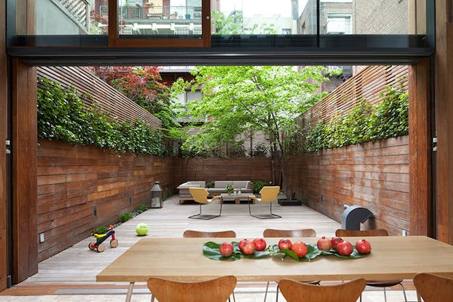East 78th Street Townhouse in New York, NY by Space4Architecture