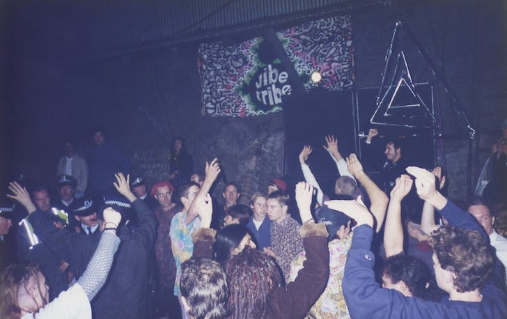 The Vibe Tribe (1995). Image via Wikimedia.