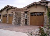 Contemporary Craftsman Residence