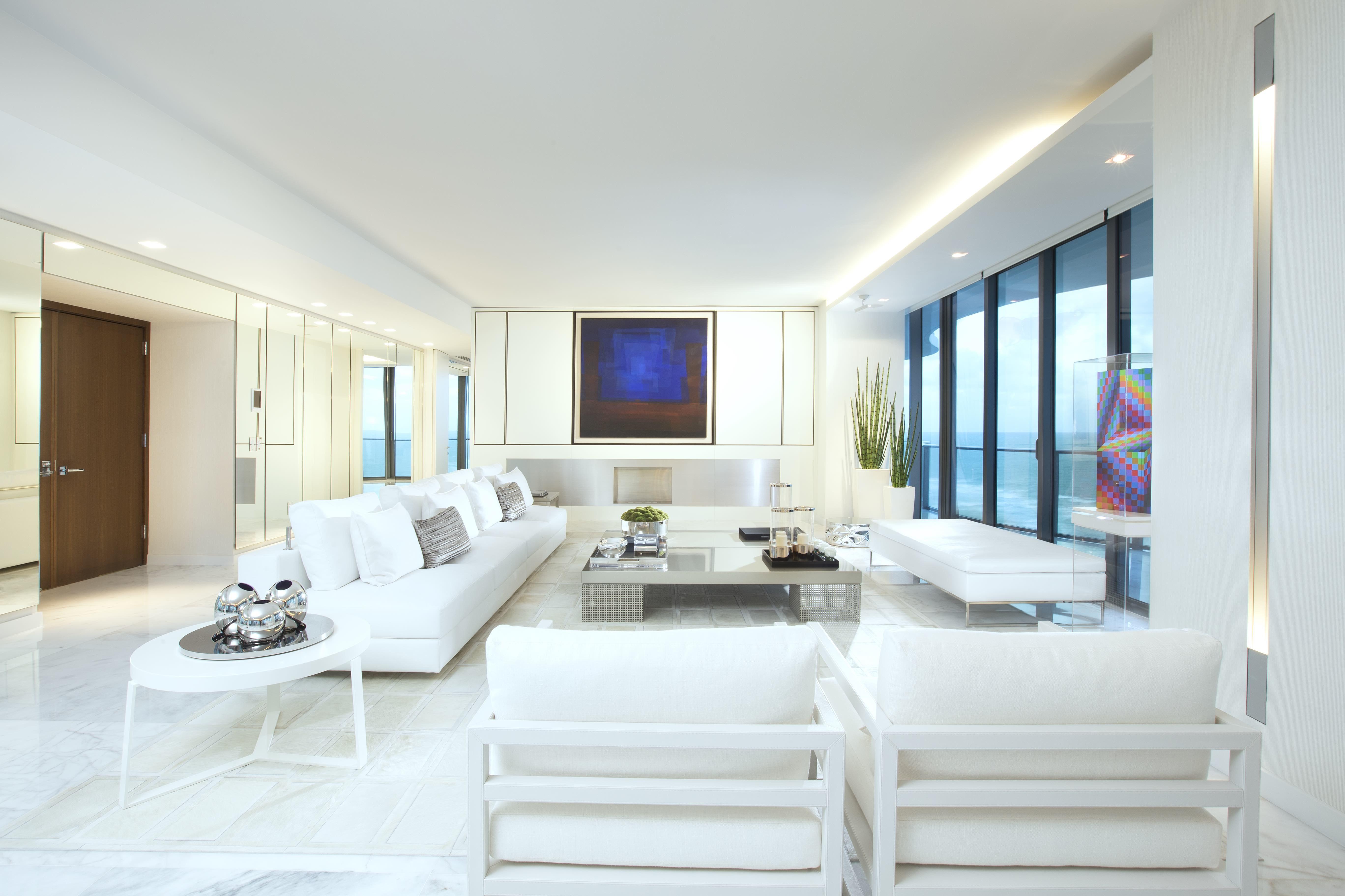 Beau Miami Interior Designers   Residential Interior Design Project In Miami,  FL. Regalia Is An