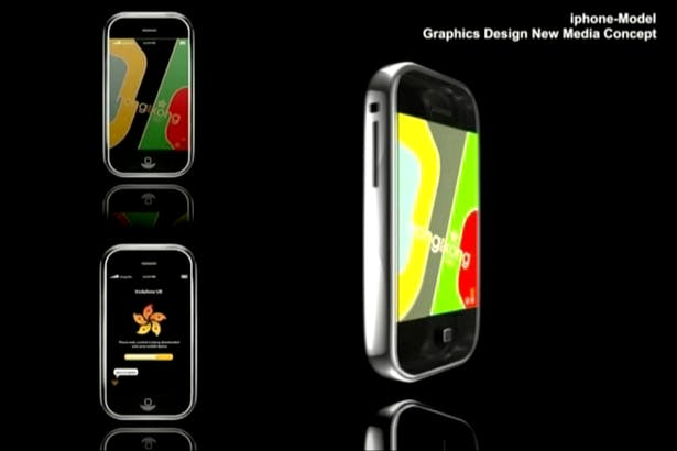3D Product Development model