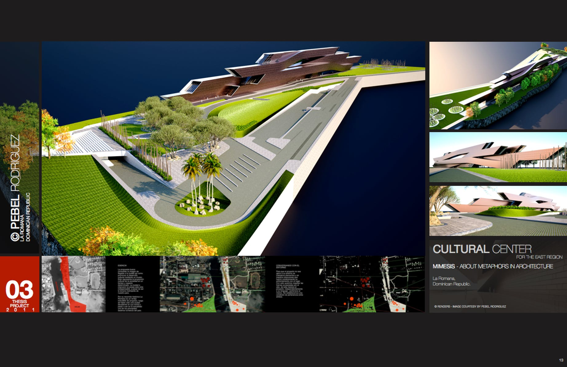 thesis for project
