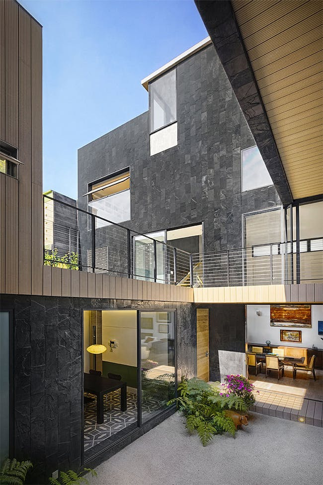 CorManca House in Mexico City by PAUL CREMOUX studio; Photo: Héctor Armanado Herrera