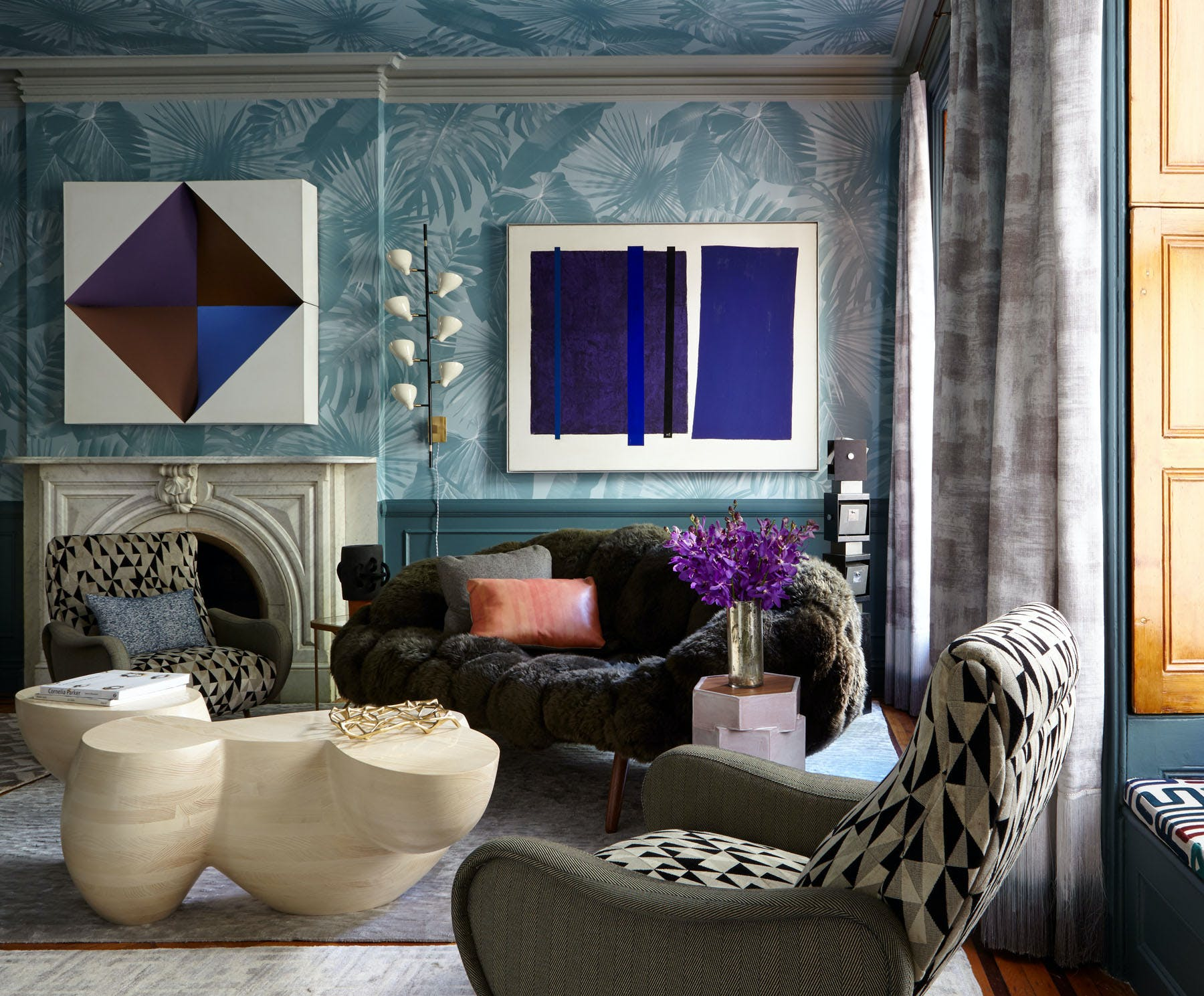 brooklyn heights designer showhouse frampton co archinect