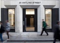 25 Watling Street and 10 Bow Lane