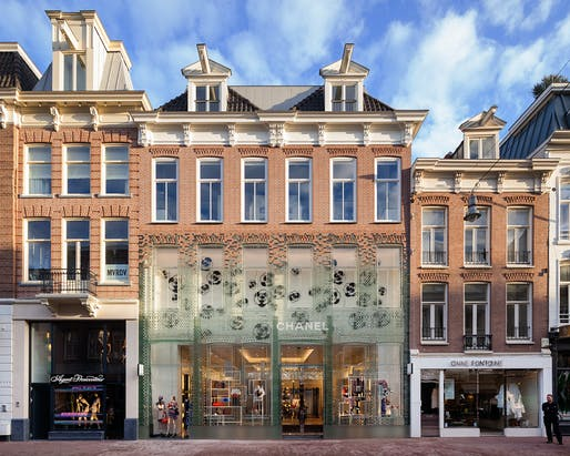 Completed Buildings - SHOPPING: Crystal Houses by MVRDV