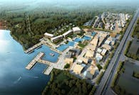 Masterplan en Wei Hai, China