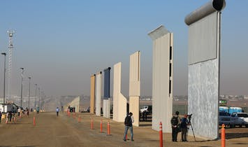 Trump border wall prototypes completed, prepare for sledgehammer testing